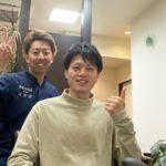 6年ぶりの山口浩勢選手!